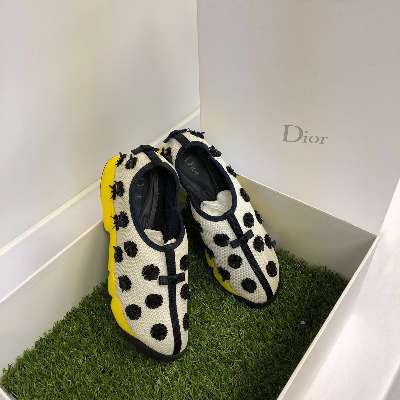 Christian Dior Fusion Sneakers