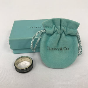 Tiffany & Co Wide Band Ring