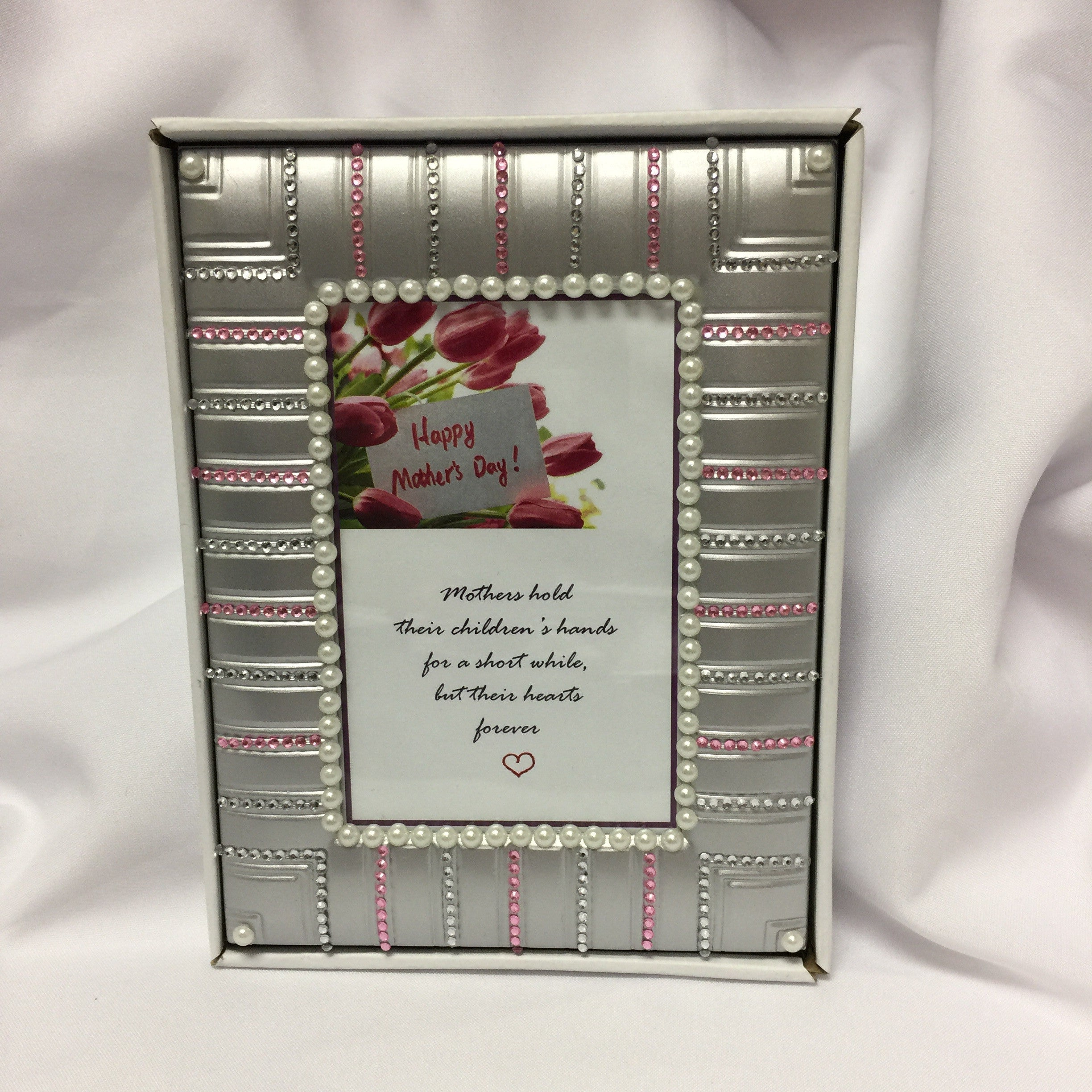Mother's Day Flower Frame 4x6