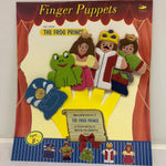 The Frog Prince Finger Puppets