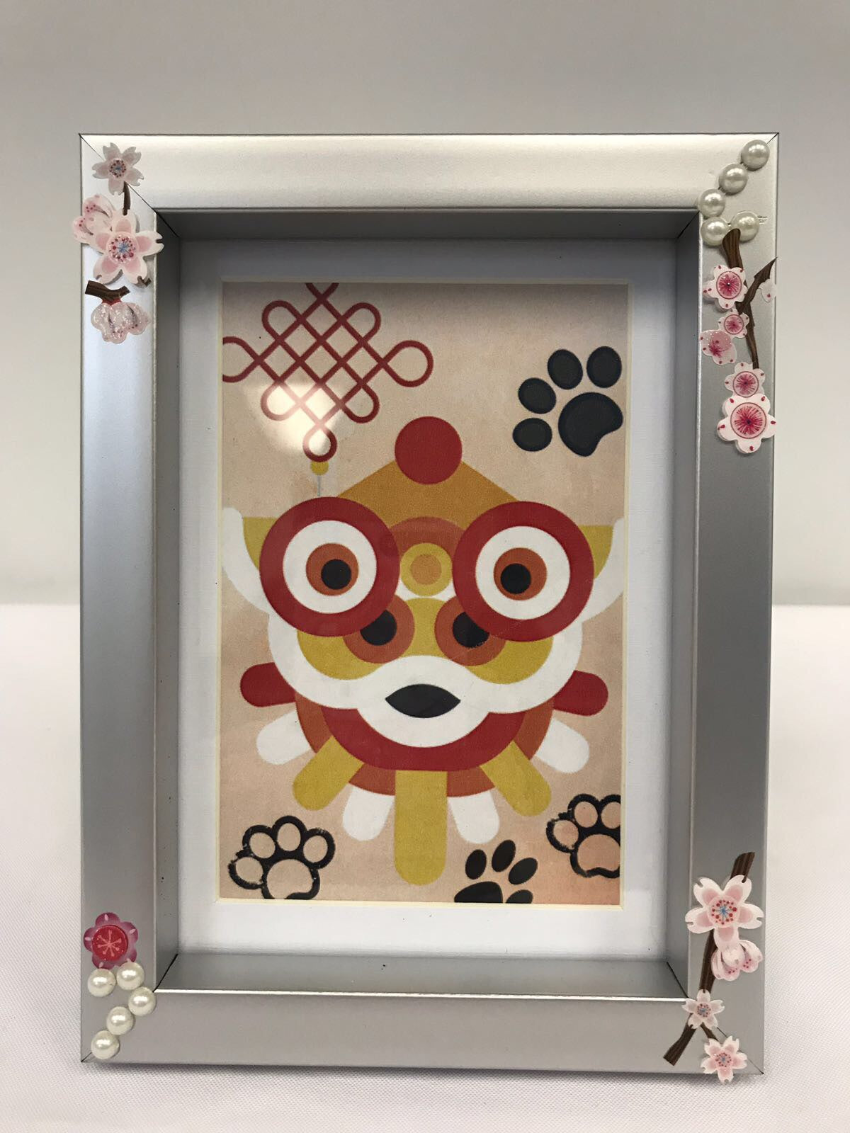 Chinese New Year DIY Photo Frame