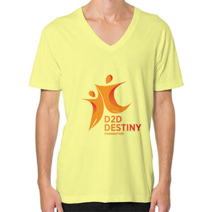 V-Neck (on man) Lemon - d2ddestiny