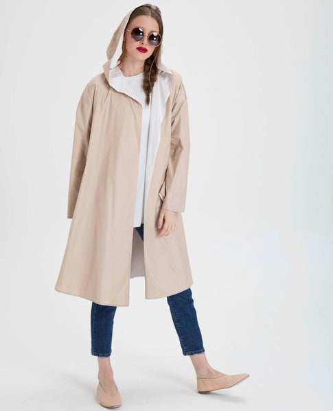 Women Hooded Overcoats