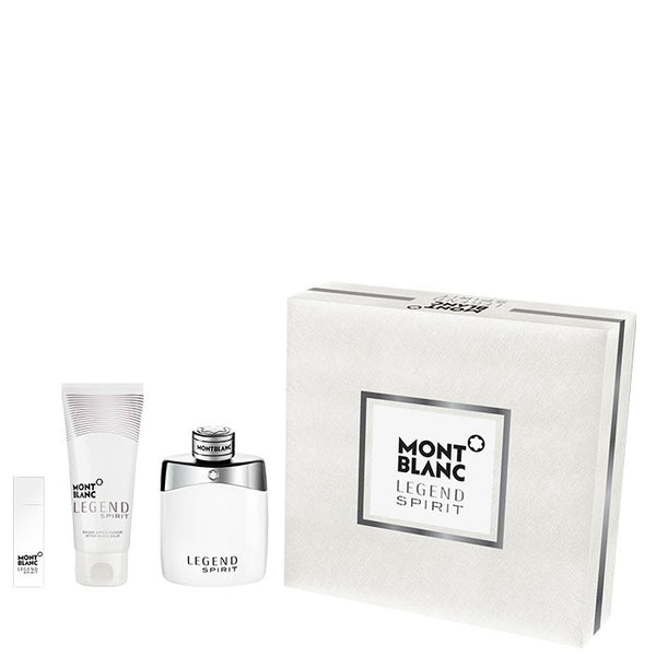 Mont Blanc Legend Spirit Set For Men