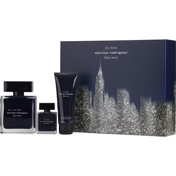 Narciso Rodriguez Bleu Noir set for Men