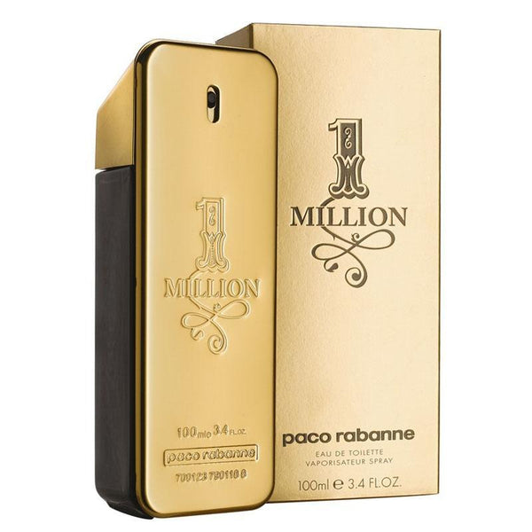 1 Million by Paco Rabanne for Men, EDT 100 ML