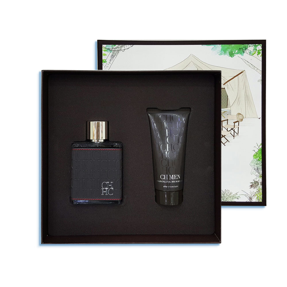 CH by Carolina Herrera set for Men
