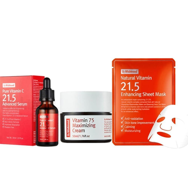 Vitamin Ultimate Care Set Vitamin Junkie
