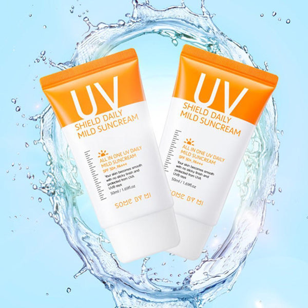 UV Shield Daily Mild Suncream SPF50+/PA+++