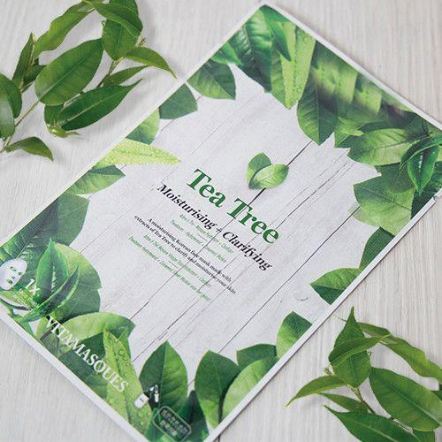 Tea Tree Sheet Face Mask