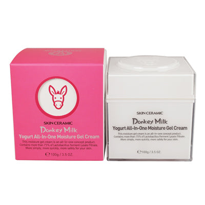 Donkey Milk Yogurt All-In-One Moisture Gel Cream