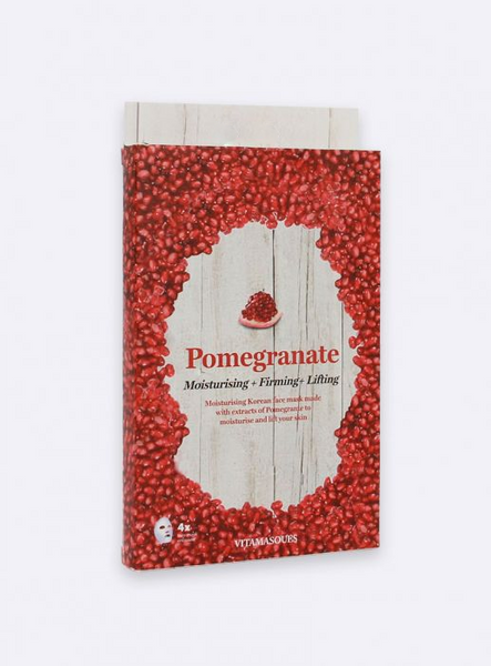 Pomegranate Multipack Sheet Mask