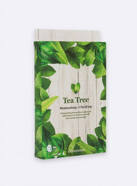 Tea Tree Multipack Sheet Mask