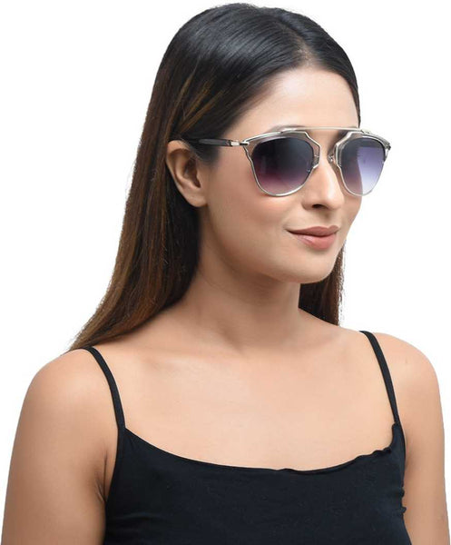 Silver Farenheit Women Shades