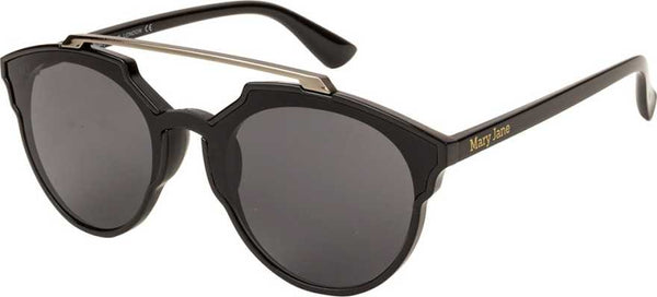 Mary Jane Retro Square Sunglasses