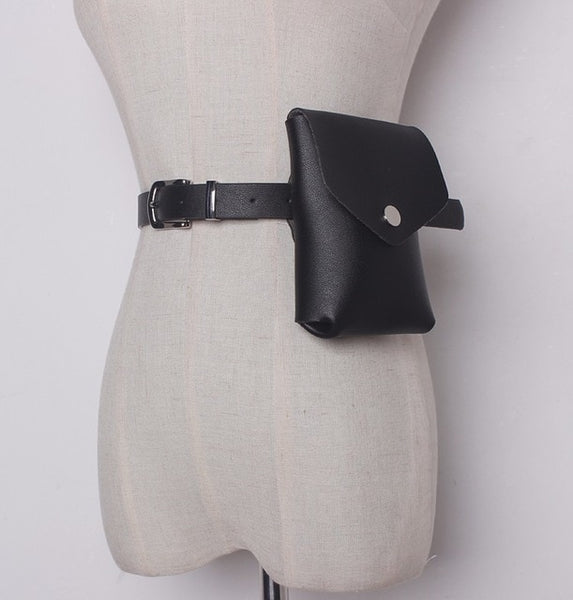 Trendy Waist Pocket Belt
