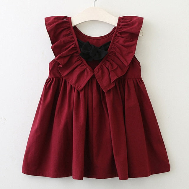 Cute Ruffle Dress