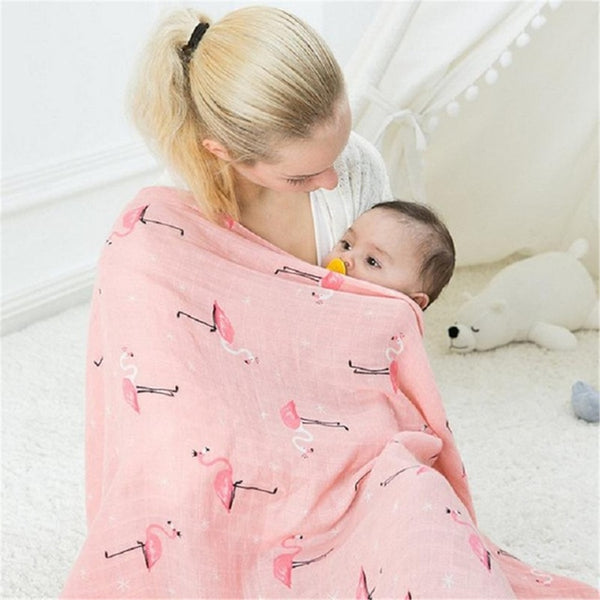 Cute Baby Swaddle Wrap