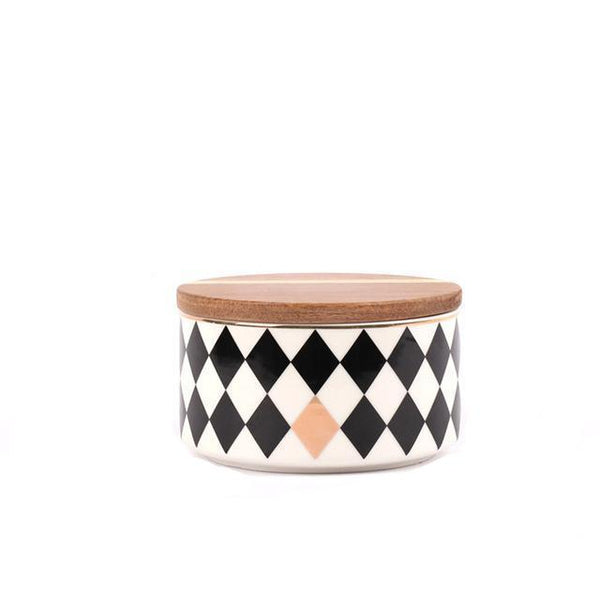 Designer Ceramic Storage Jar