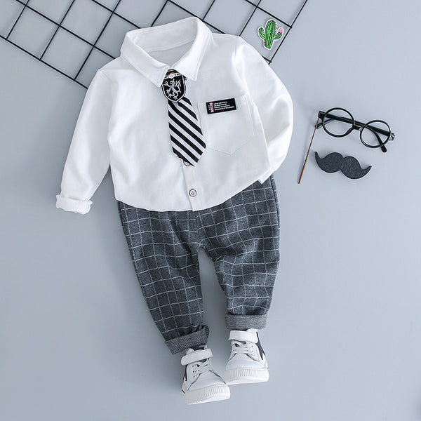 Elegant Baby Boy Clothing Set