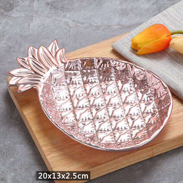 Designer Ceramic Tray
