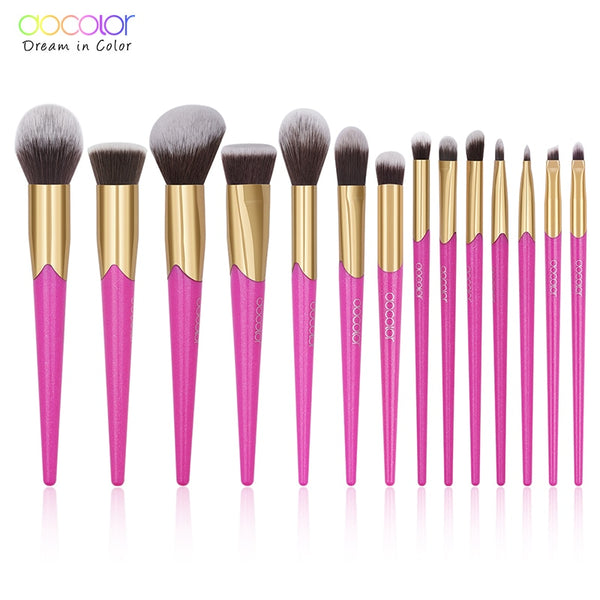 All Purpose Makeup Brush Set