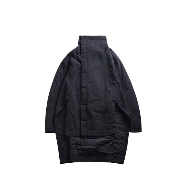 Black padded Loose Jacket