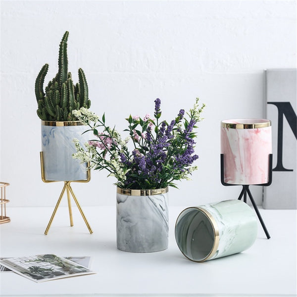 Trendy Storage Flower Vase