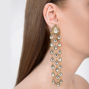 Serena Earrings - Opuline