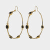 New Moon Hoops - Opuline