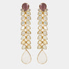 Cassie Earrings - Opuline