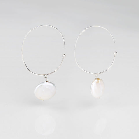 Sophie Pearls Earrings - Opuline