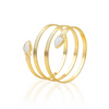 Sophia Adjustable Bangle - Opuline