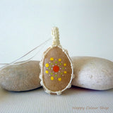 Grounding amulet (Egyptian desert stone)