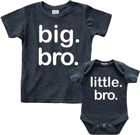 Big bro Little bro Shirts | Big Brother Little Brother Shirt | Lil Boys Matching Outfits