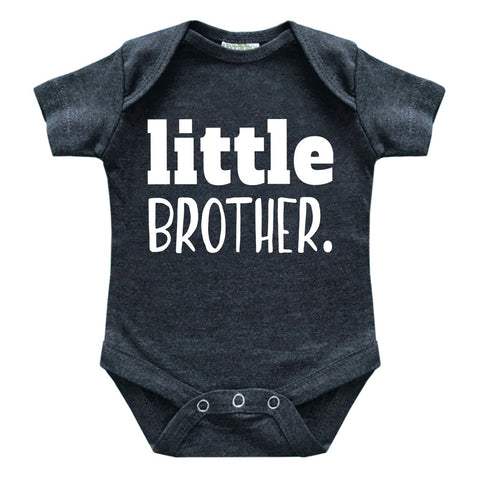 little brother newborn outfit | baby brother boy bodysuit | coming home outfits boys