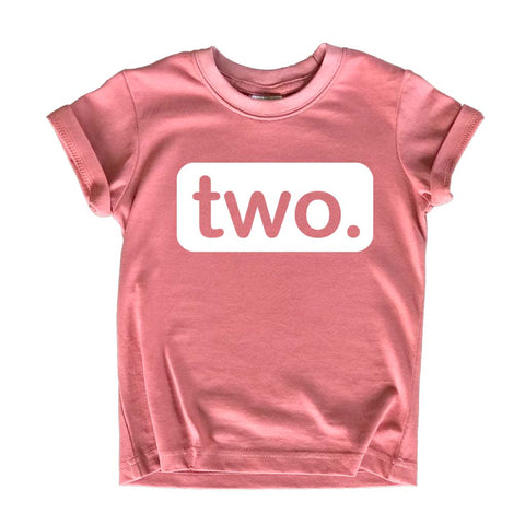 2nd Birthday Outfits for Toddler Girls Shirt | 2 Year Old Girl Second Birthday | Two