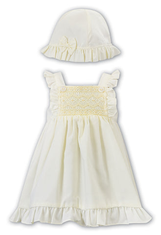 Sarah Louise Lemon Dress 012288