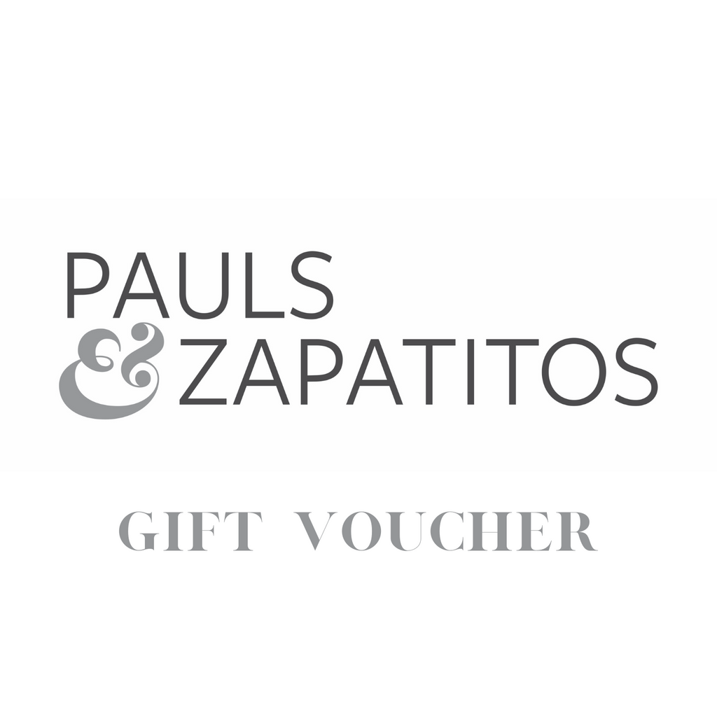 Pauls & Zapatitos Gift Card