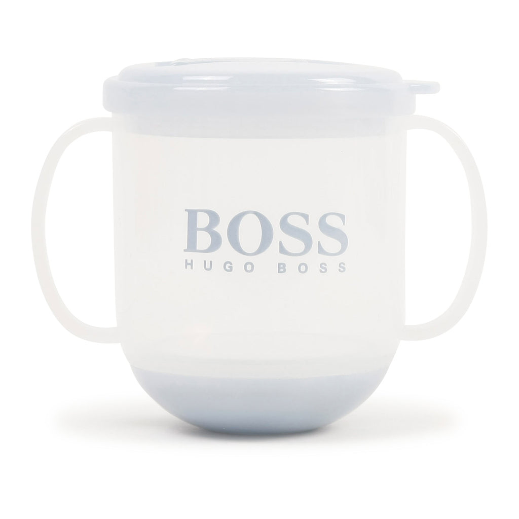 Blue BOSS Baby Cup