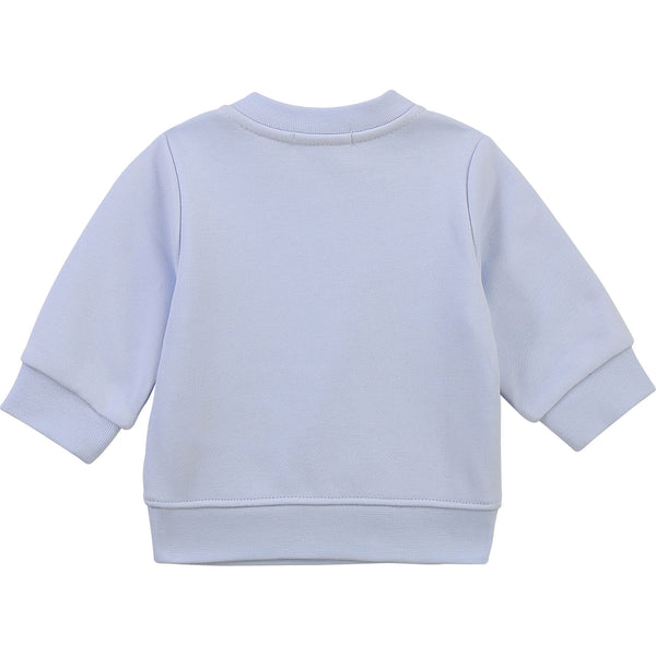 Pale Blue BOSS Sweater J95307