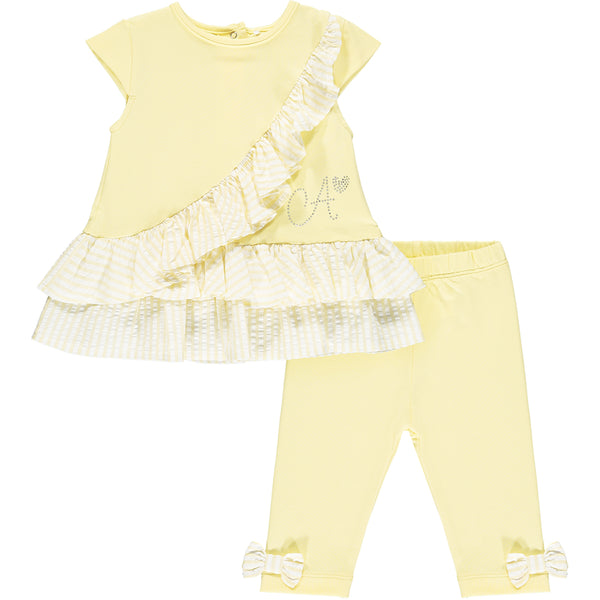 Lemon Cake Legging Set Katie