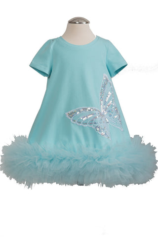 Daga Butterfly Dress