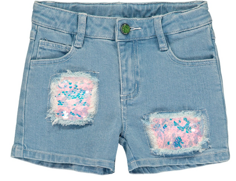 Carrie Denim Shorts
