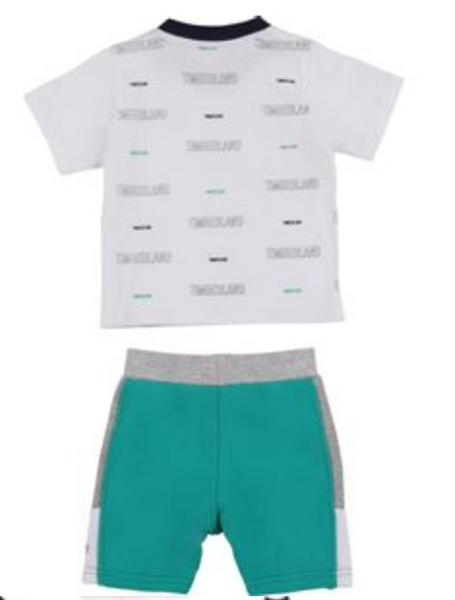 T Shirt and Short Set