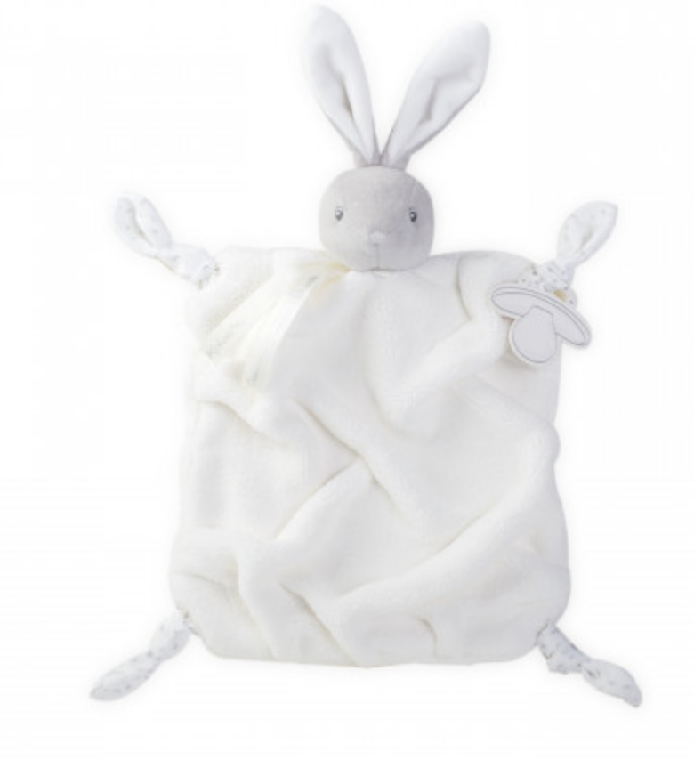 Cream Doudou Rabbit