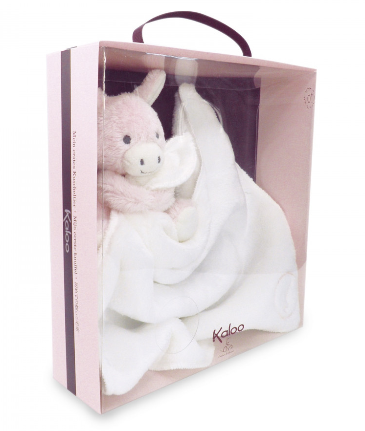 My First Hug Doudou Pink