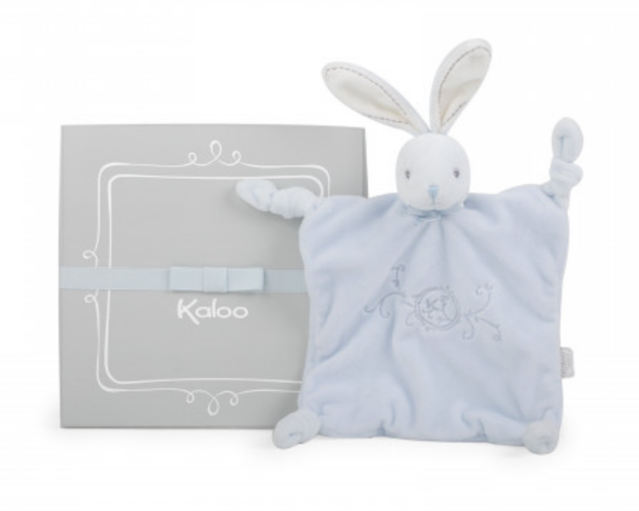 Knots Rabbit Blue
