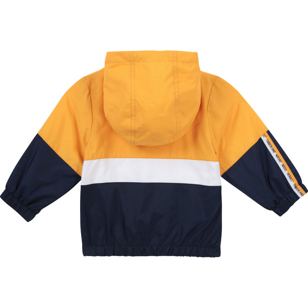 Hooded Windbreaker T06408