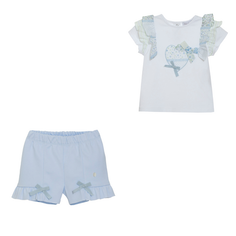 Patachou Short and Top Set